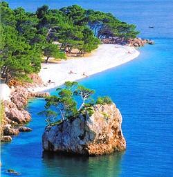 Brela: Makarska Riviera